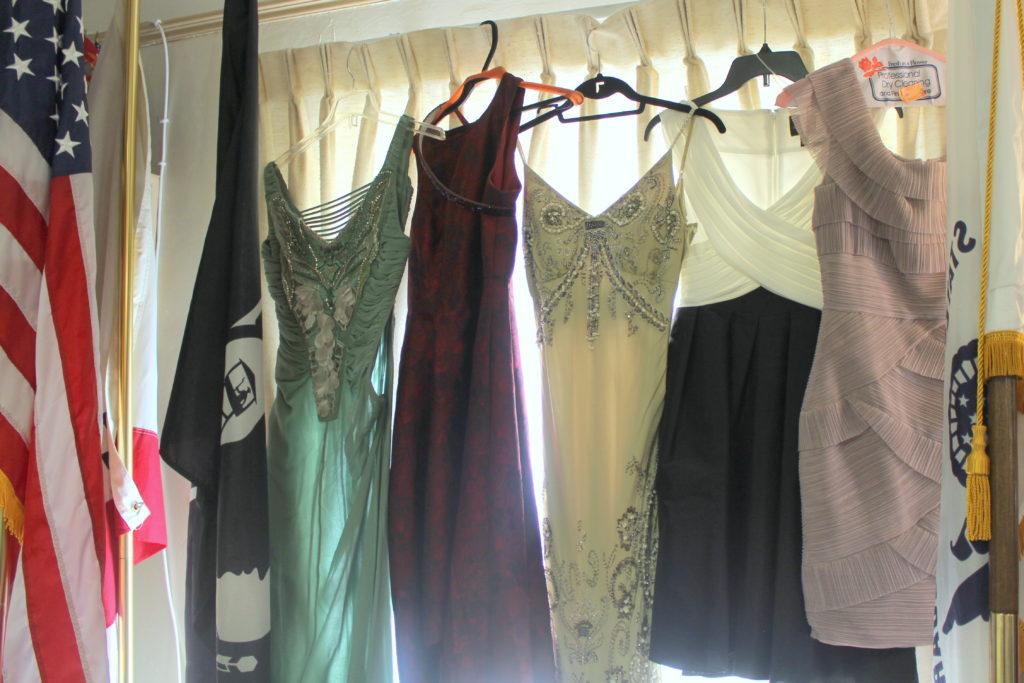 Vandenberg Spouses' Club Seeks Gowns to Grow Cinderella's Closet