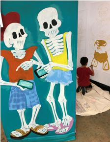 Ventura County Arts Council offers free Dia de Los Muertos activities