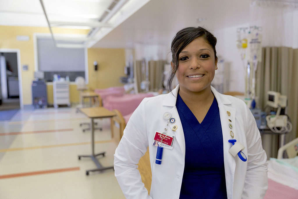 CSUCI nursing student Amanda Garcia wins prestigious CSU Trustees' Award