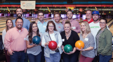 "Nov. 10 — Young Leaders Society Presents ""United We Bowl"""
