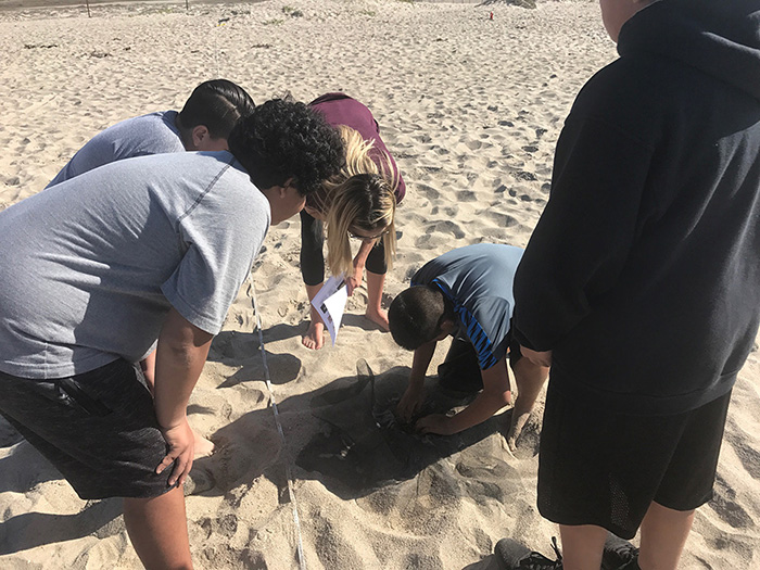 NOAA grant to CSUCI enables Oxnard School District students to explore the Santa Barbara Channel