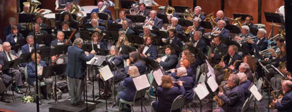 Dec. 1 — Hancock College Band to present Christmas Concert