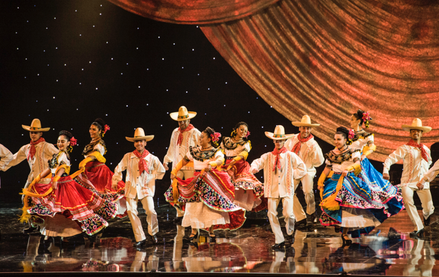 Jan. 19 — Free Dance Performance by Grandeza Mexicana Folk Ballet Company