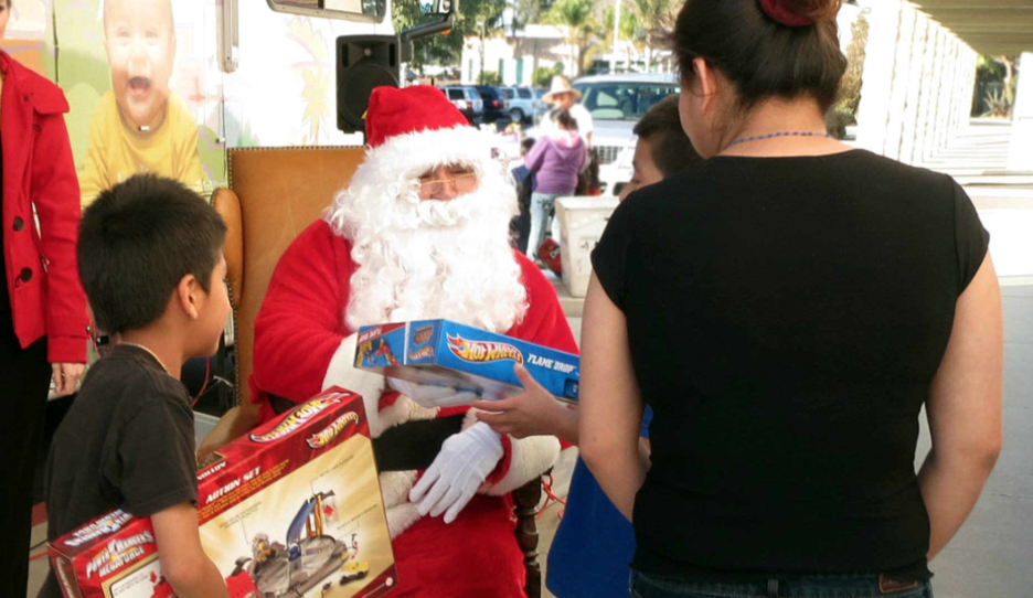 Clinicas del Camino Real Inc. to distribute toys throughout Ventura County through Dec. 21