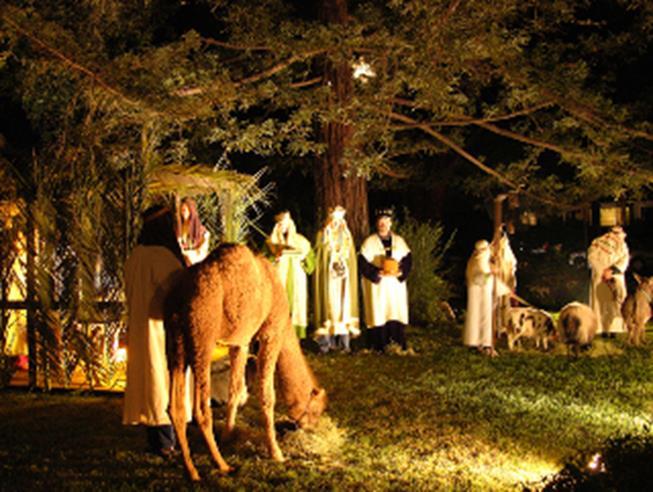 Dec. 20 — Annual Living Nativity at First United Methodist Church