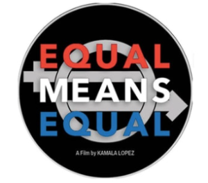 Feb. 8 — The League of Women Voters joins in the presentation of 'Equal Means Equal'