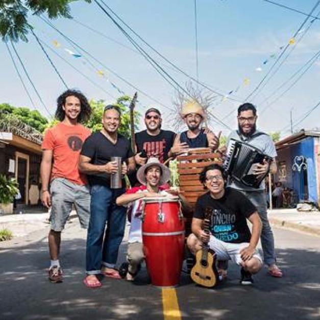 Feb. 11 — La Cuneta Son Machín: Cumbia from Nicaragua