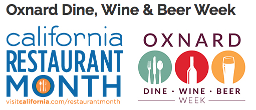 Jan. 19 through 28 — Enjoy Oxnard's Culinary Side during 'Oxnard Dine, Wine & Beer Week'