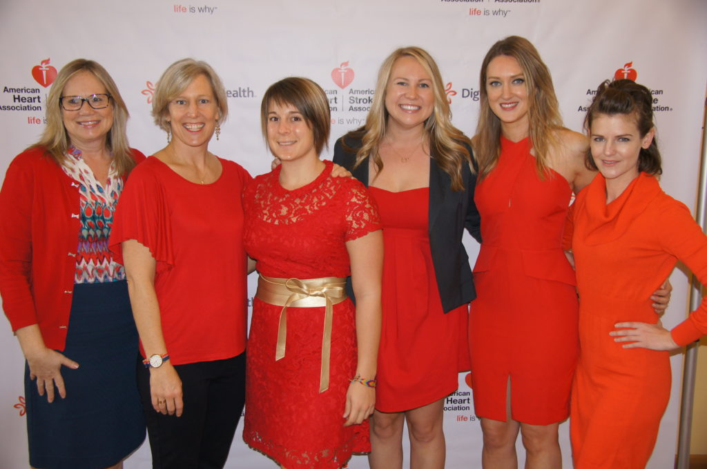 Feb. 2 — 2018 Go Red For Women Luncheon Takes Place in San Luis Obispo