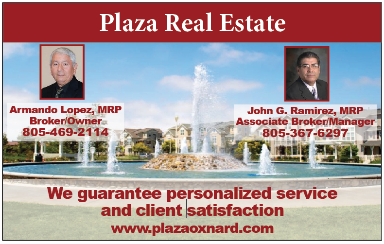 Plaza Real Estate — 2018