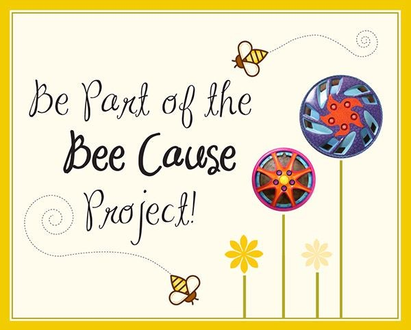 March 3 — Be Part of the Bee Cause Public Art Project