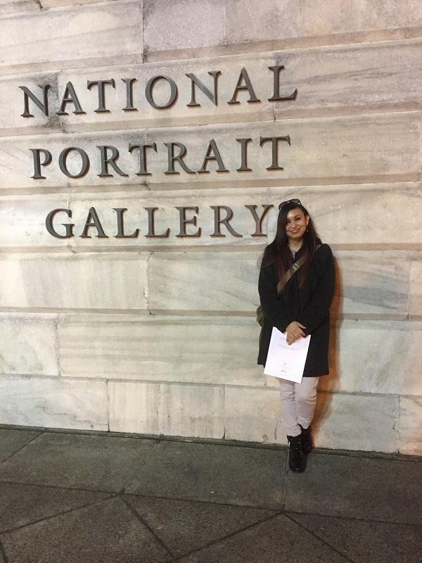 CSUCI History major wins internship with the Smithsonian in Washington D.C.