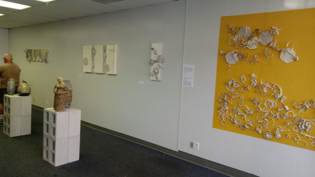 Acuna Art Collective to present opening reception for 'Clay Coming to Life' on Sept. 21