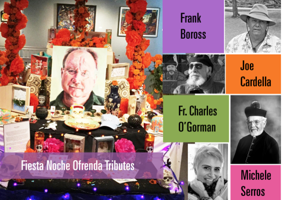 Carnegie Art Museum update for Oct. 25 — Day of the Dead Altar / Ofrenda, other upcoming events