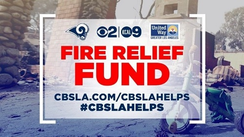 Fundraiser raises more than 1.1M for United Way So. Cal Fire Relief Fund