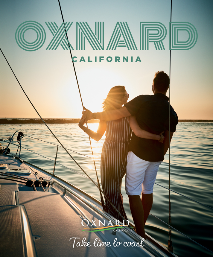 Oxnard Convention & Visitors Bureau Produces New Expanded Visitor's Guide