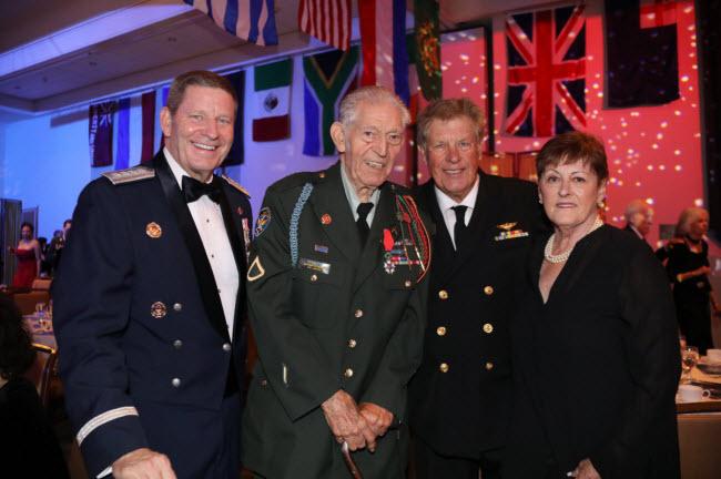 Military Ball Marks Beginning of Veterans Week Events in Santa Barbara