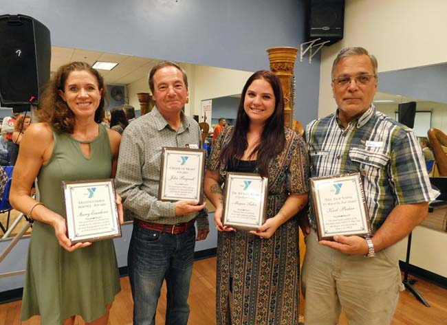 Simi YMCA Announces Volunteer of the Year Award Winners