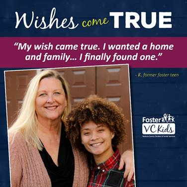 Teen shows resilience through her life-long foster experience; shares how finally having a home and family impacted her life