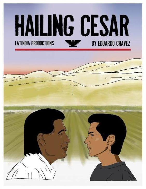 'Hailing Cesar' documentary on Cesar Chavez by grandson Eduardo Chavez to be presented Jan. 30 at UCSB Multicultural Center Theatre