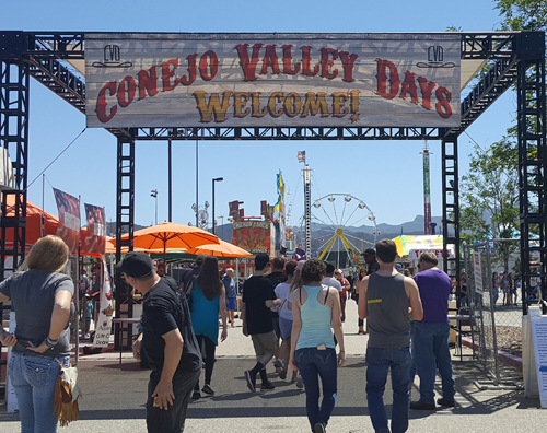 May 9 through 12 — 63rd Annual Conejo Valley Days