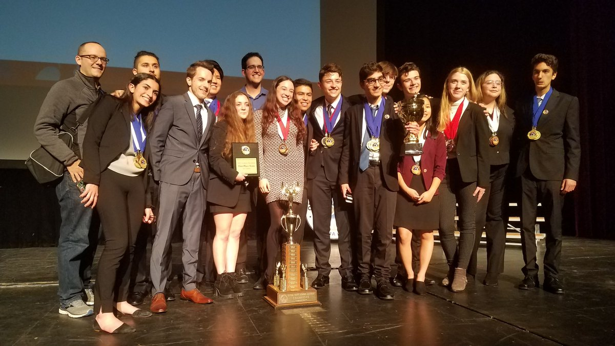 Calabasas High School Wins 2019 Ventura County Academic Decathlon