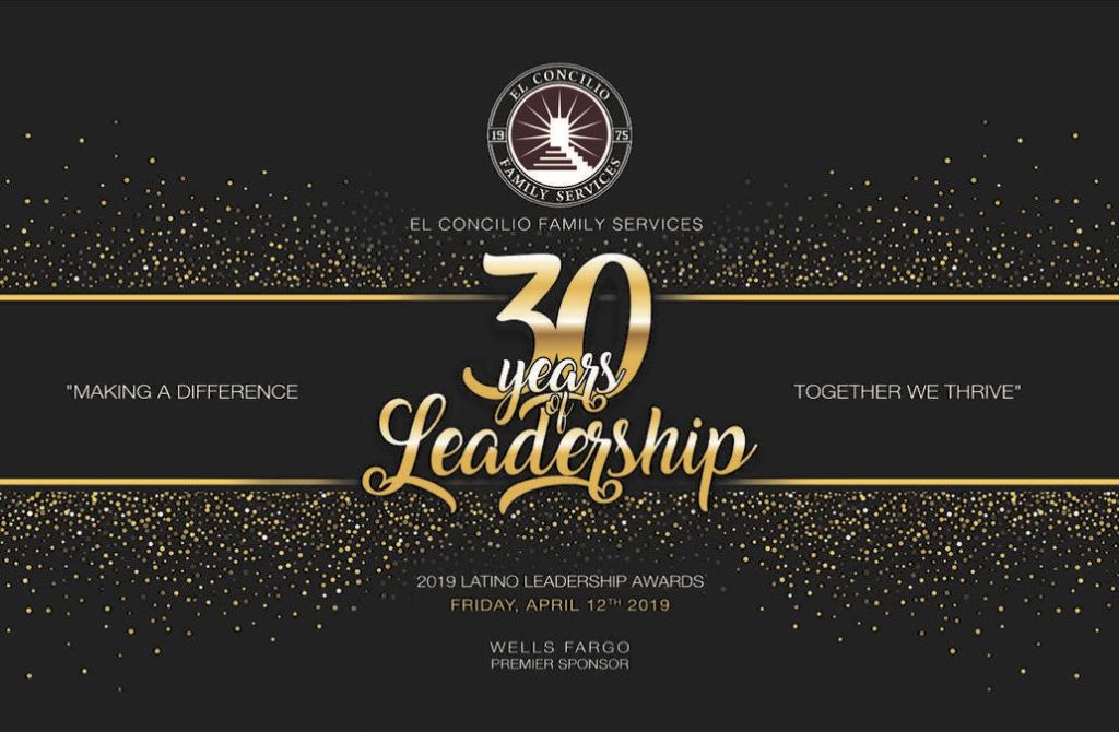 El Concilio announces 2019 Latino Leadership Award winners