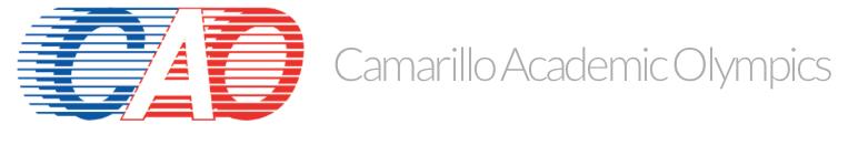Camarillo Academic Olympics' SuperQuiz Competition Begins