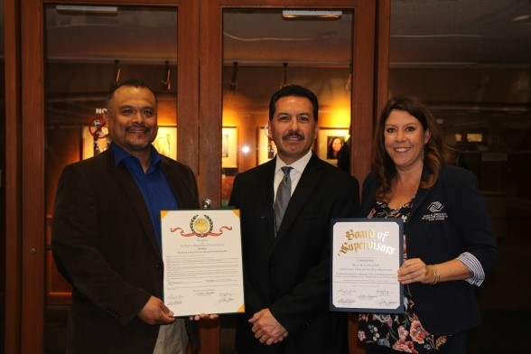 Ventura County Board of Supervisors Honors Boys & Girls Club with Health Champion Award