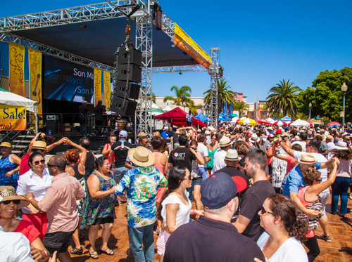 July 27-28 — 26th Annual Oxnard Salsa Festival