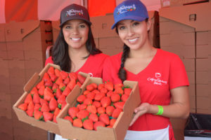 May 18-19 — Berry Delights at 36th Annual California Strawberry Festival