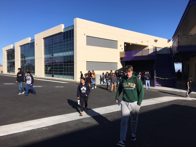 Righetti High School opens first session of $24 million futuristic 38-room classroom complex on March 18