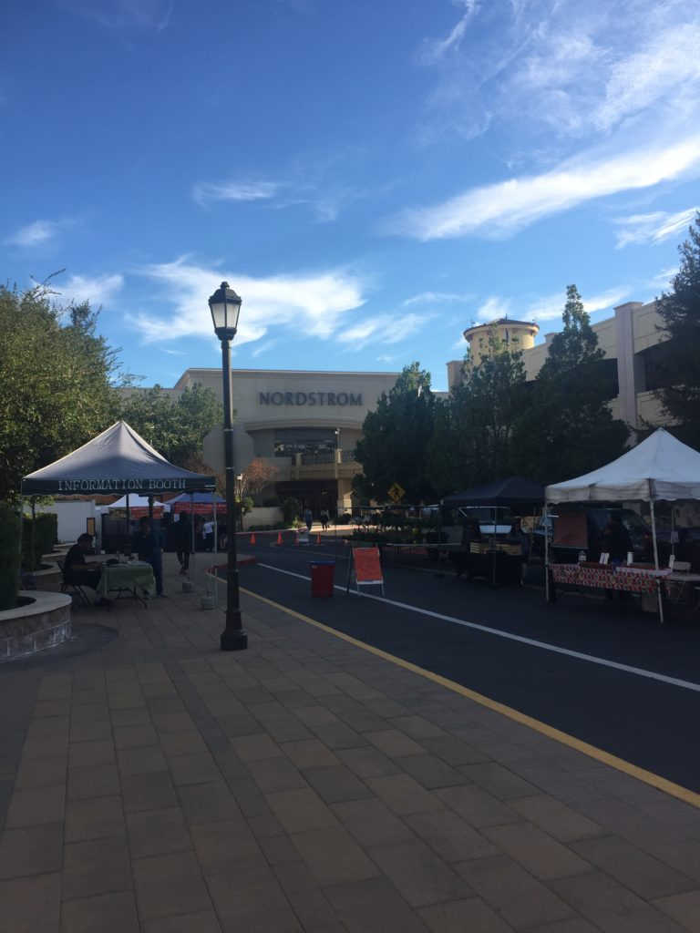 Ventura County Certified Farmers' Market Association Announces New Location & New Hours for the Thousand Oaks Market Held at the Oaks Shopping Center