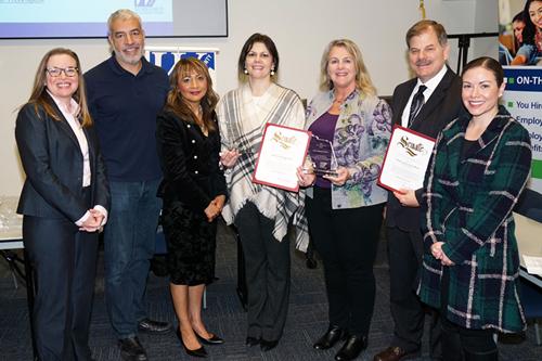 Congratulations to Workforce Development Board Award Winners