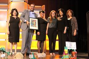 Elm Street School in Oxnard receives 'Seal of Excellence' from the California Association for Bilingual Education (CABE)