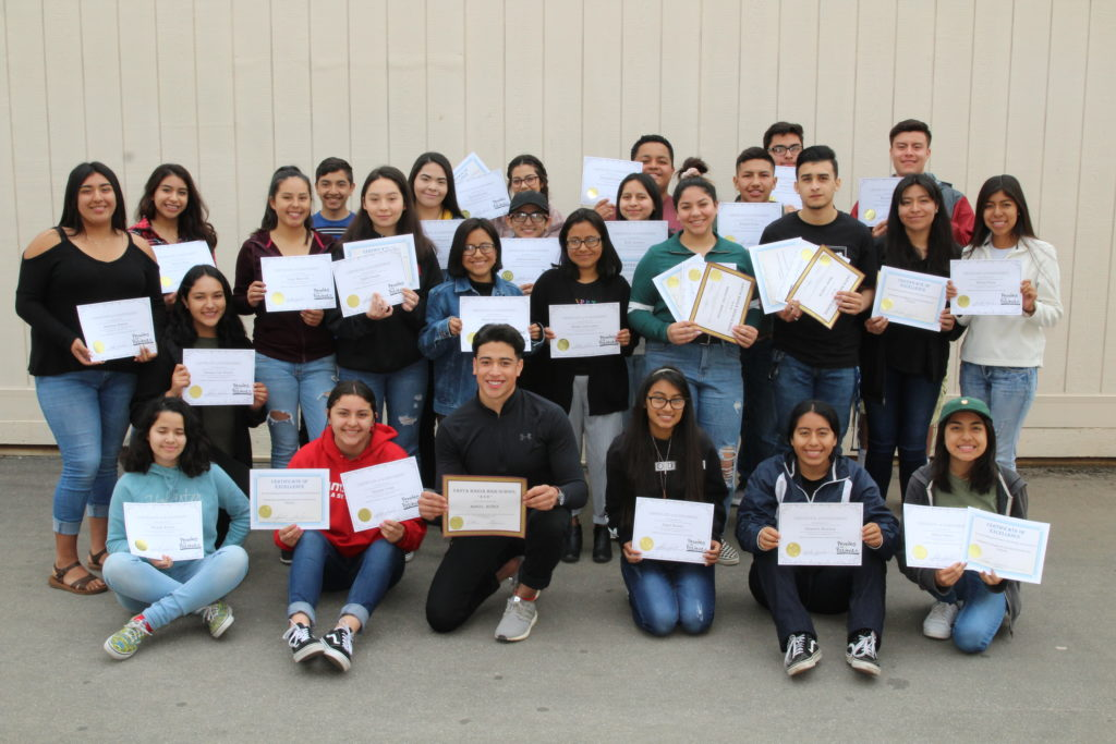 SMHS ASB holds 'Pennies for Patients' community service project
