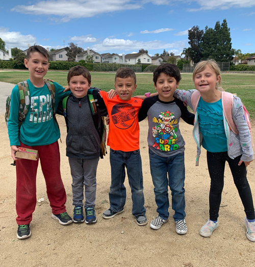 Signups for YMCA Before and After School Childcare Programs