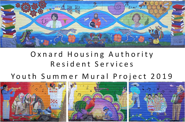 Oxnard Housing Authority Resident Services Youth Summer